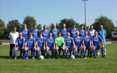 Senioren 30+ SV Lyss – FC Ins